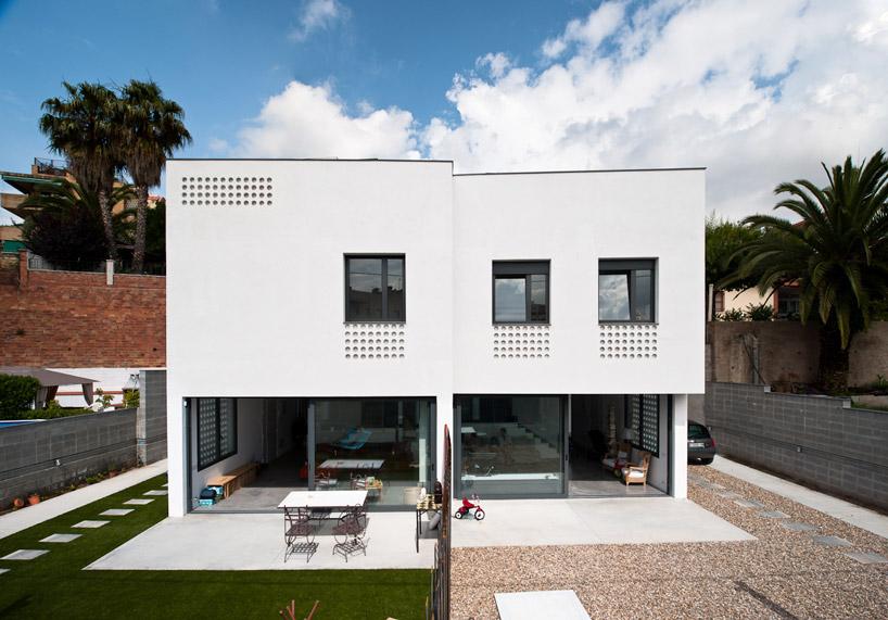 CAVAA arquitectes house santa coloma