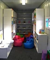 Tsai Design Studio Visserhok Container Classroom