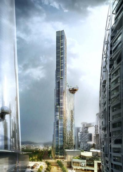 Kohn Pedersen Fox Associates Yongsan International