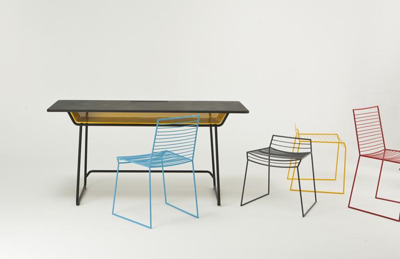 traditional korean furniture reinterpreted by din  dip