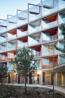 Atelier Du Pont Turns Paris Railway Enclave Nursing Home