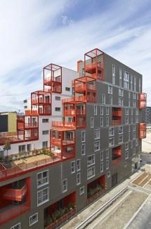 Atelier Du Pont Unveils ' Docks' In Saint-ouen Eco-district