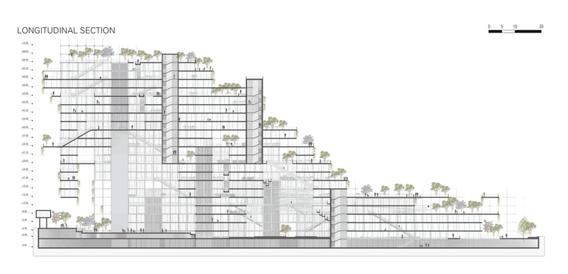architensions presents vertical rising ryde architecture