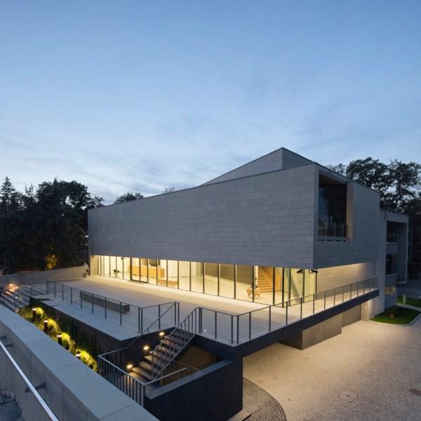 Ingarden & Ewy Architects Anex Europe East