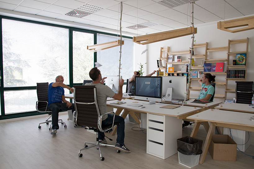 Open Sourced Work Space Studio By Twintip