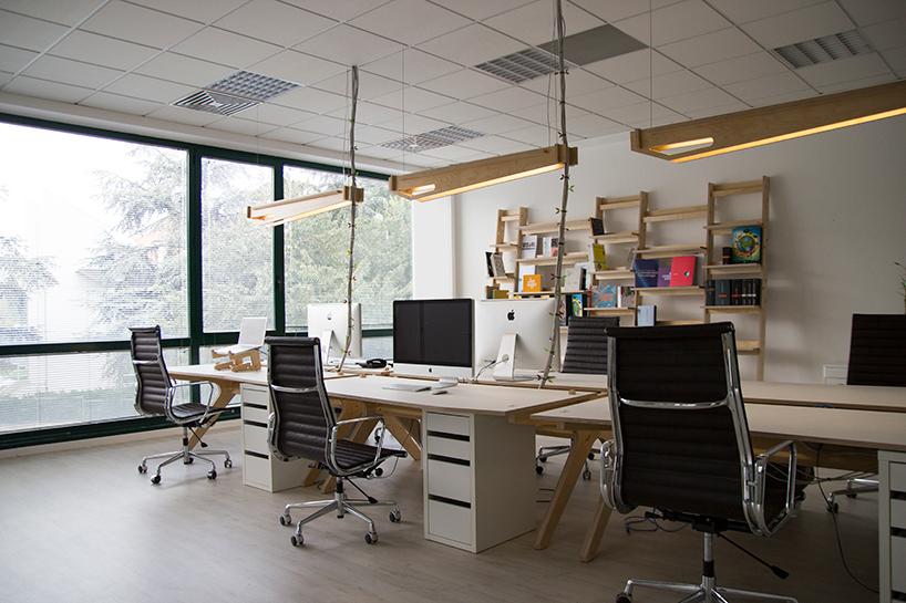 open sourced work space studio by twintip