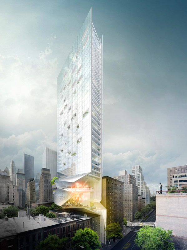 Residential Tower New York City