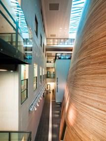 Link Arkitektur Vagen High School