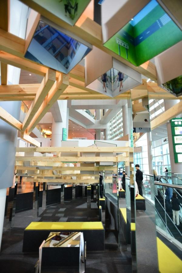 Lounge Art Basel Design Interactive