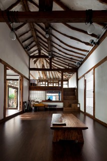 Traditional Korean House Interior Design