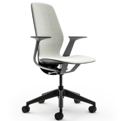 Office Chair Mechanism Racing Chairs South Africa Steelcase's Silq Features A Material Performing Like Carbon Fiber