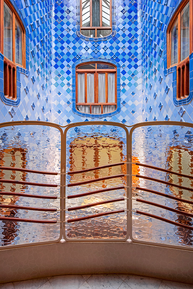 david cardels photographs antoni gauds casa batll in