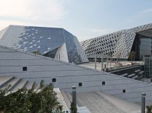 AS architecture-studio completes jinan regional cultural ...