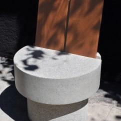 Kitchen Tables Art Van Decor Theme Ideas Andrea Tognon Architecture Designs Iroko Concrete Chair