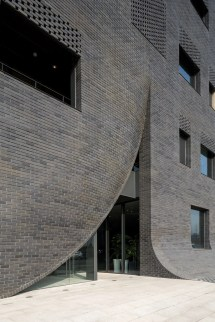 Wise Architecture Conceives Mu Office Building