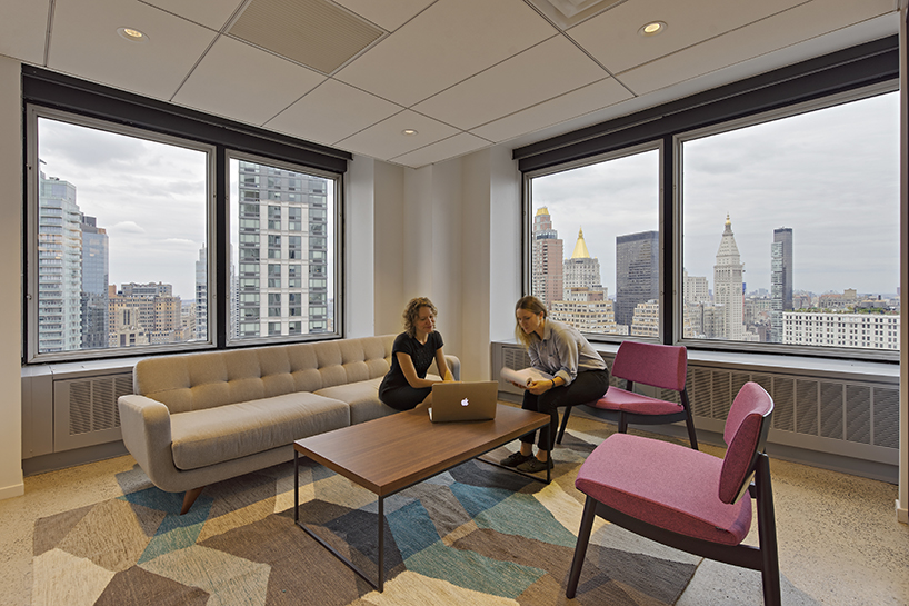 pliskin architecture expands tech office in midtown NYC