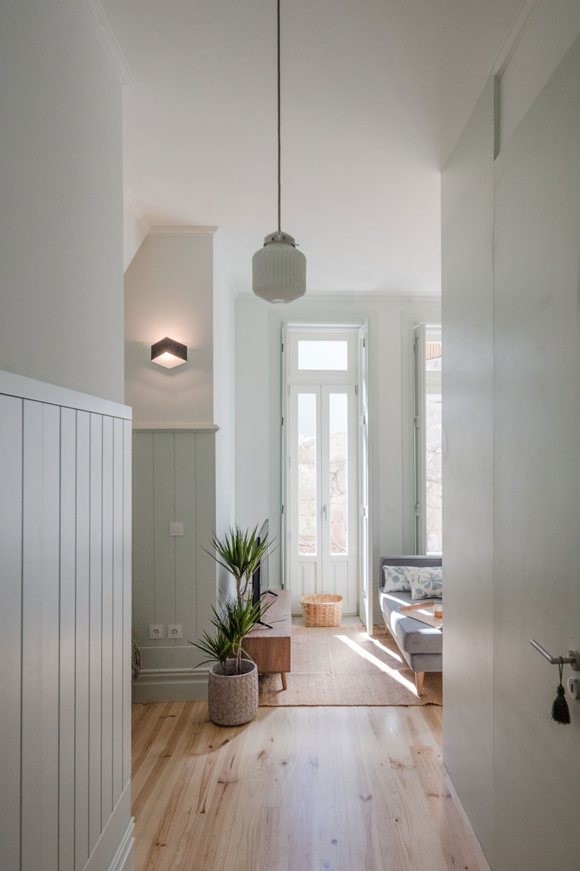 formal living room set open plan kitchen ideas uk pedro ferreira refurbishes art deco house into tourist-use ...