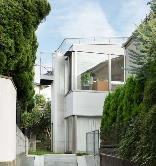 Oyamadai House, Tokyo