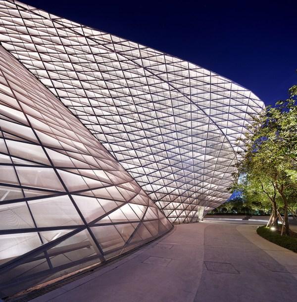 Gd-lighting Design Digitally Illuminates Mocape Shenzhen
