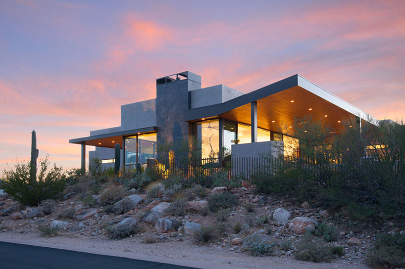 Soloway Designs Topper Residence Is A Luxury Desert Oasis