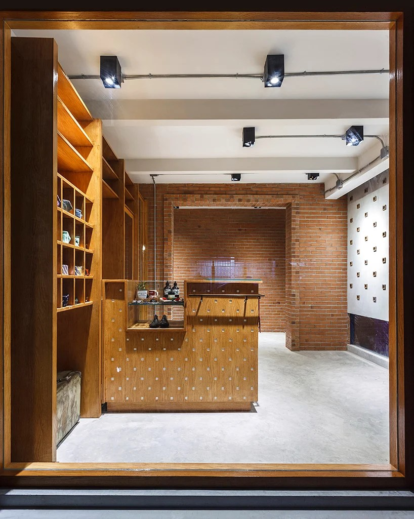 keaton by PHTAA is a curious  cosy tailor shop in bangkok