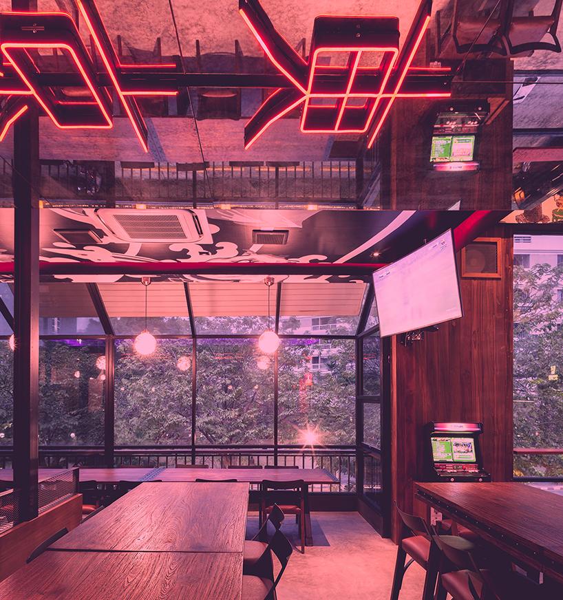PHTAA living designs tokyo hustler restaurant