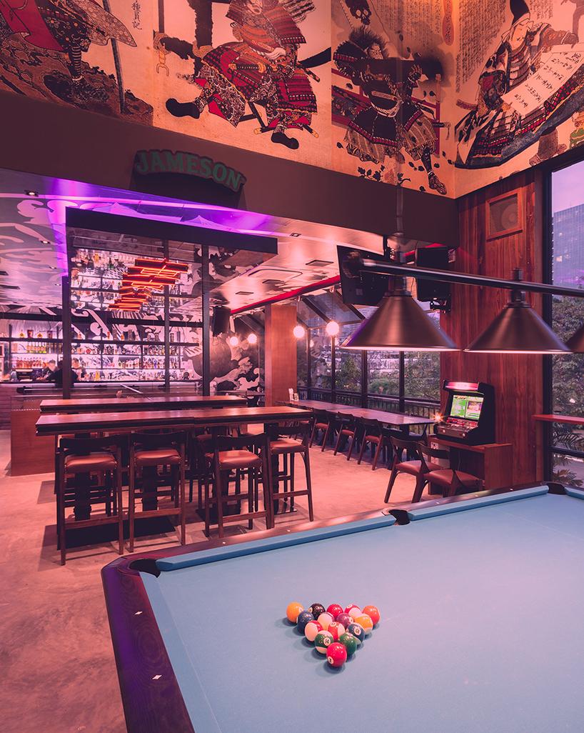 Phtaa Living Design S Tokyo Hustler Restaurant