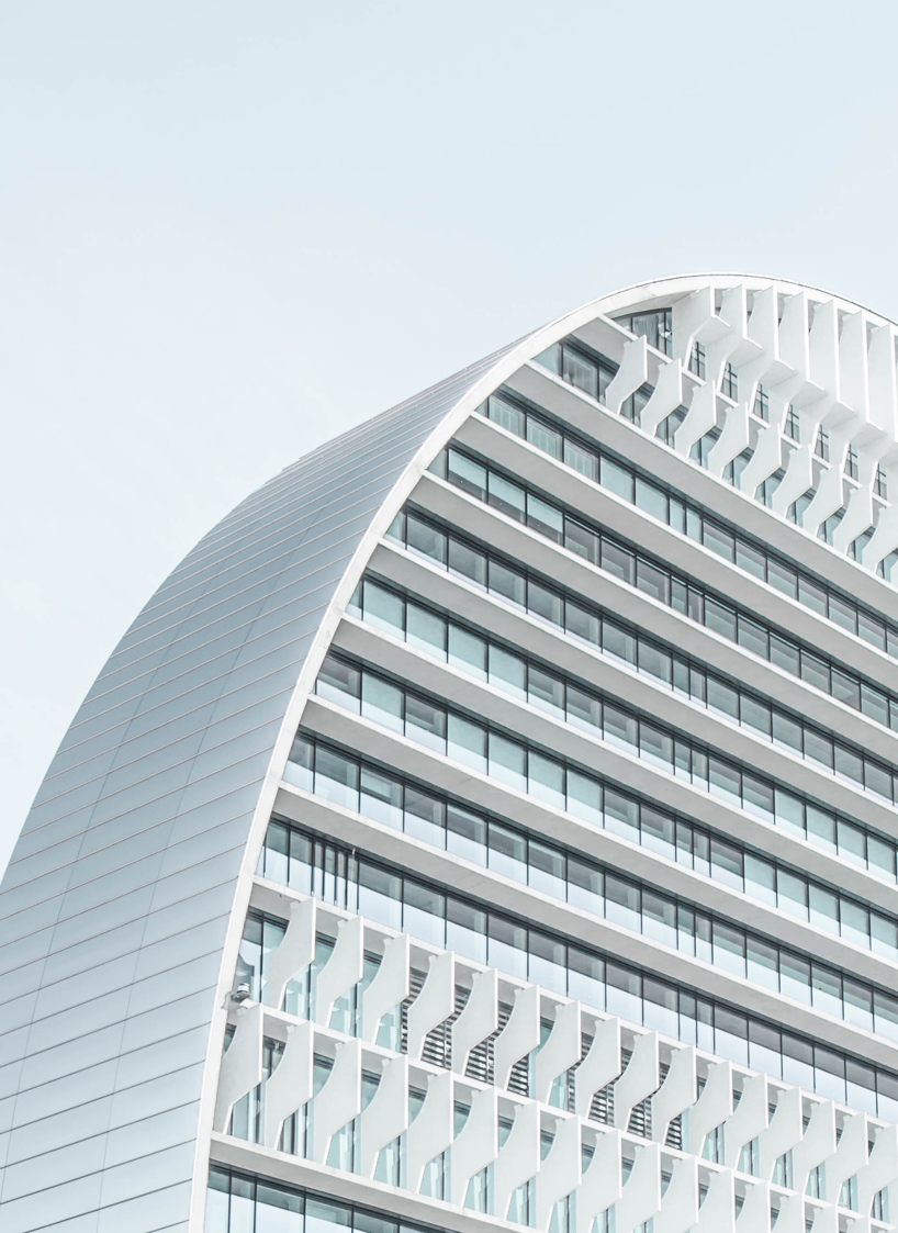 Joel Filipe Captures Geometry Through Dream Like Buildings