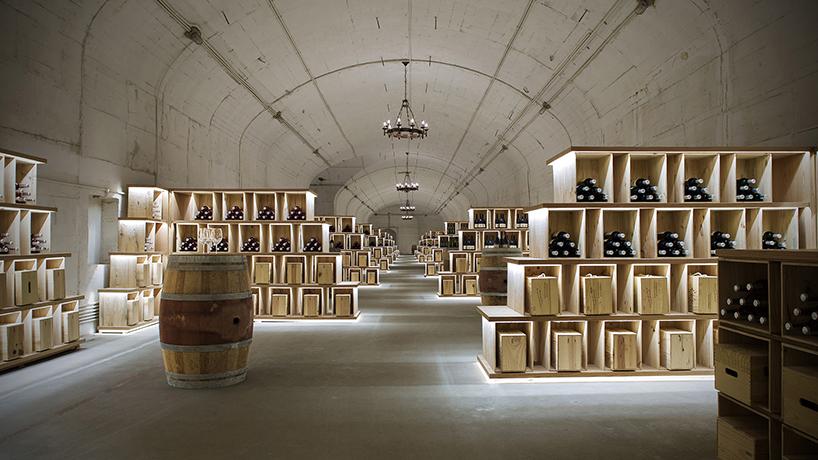 shanghai godolphin turns military bunker into wine museum