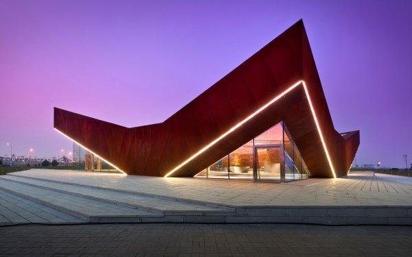 Subtractive Form Architecture