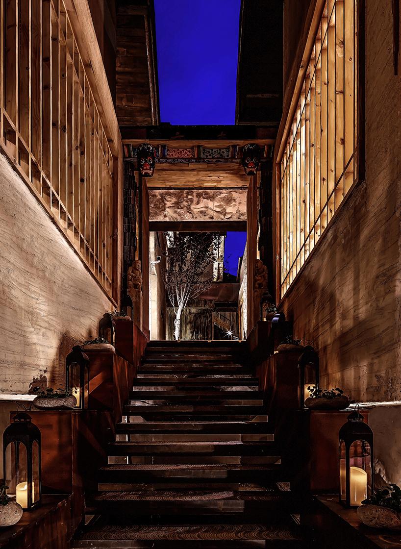 Shangri La Hotel Captures Oriental Zen By Yiduan Shanghai