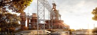 CCTN develops the first blast furnace museum in china for ...
