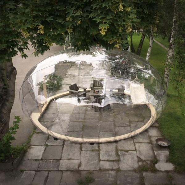 Kristoffer Tejlgaard Builds Fully Transparent 'water
