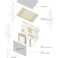 Copyright Architectural Drawings And Diagram Ford Explorer Wiring Naka Architects 39 Studio Constructs Adaptable Villa In Hakuba