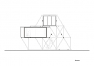 PAO's prefabricated plugin tower reconsiders residential