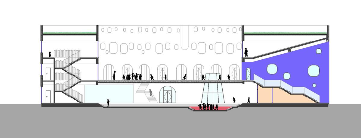 SAKO architects LOOP kindergarten in tianjin