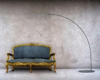 shigeru ban curves yumi floor lamp for fontana arte from ...