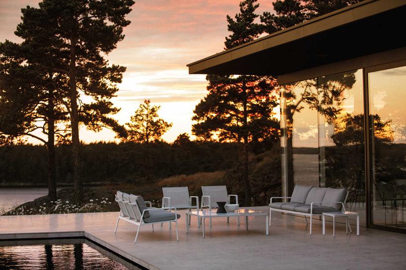 jasper morrisons park life outdoor furniture for kettal