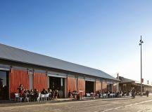 fearon hay architects: north wharf promenade