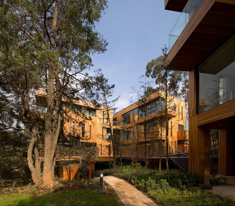 oval partnership innhouse eco boutique hotel china