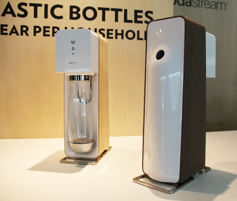 sodastream source new collection by yves behar