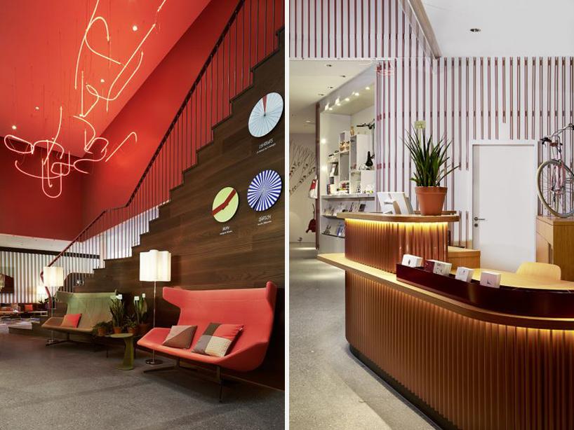 alfredo hberli design development completes 25hours hotel