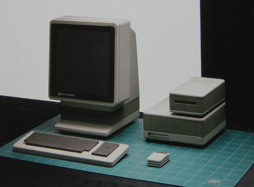 early iMac design
