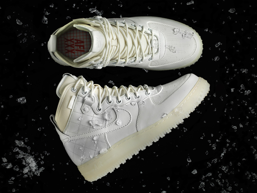 NIKE have released several new versions of the air force