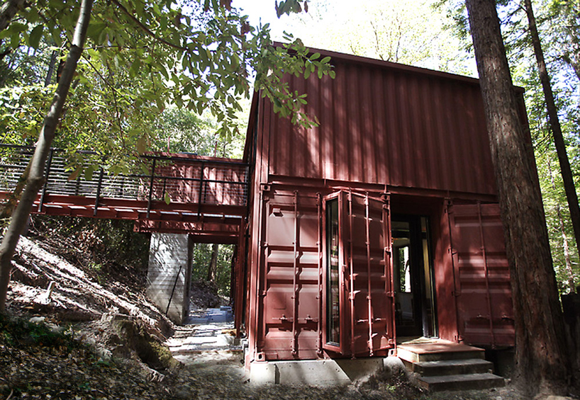 Modulus Six Oaks Shipping Container Residence