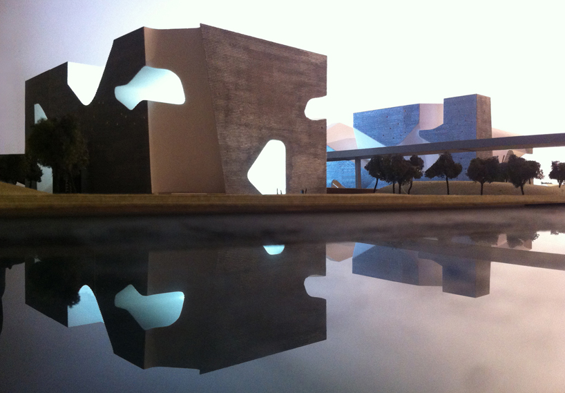 Steven Holl Tianjin Ecocity Ecology And Planning Museums