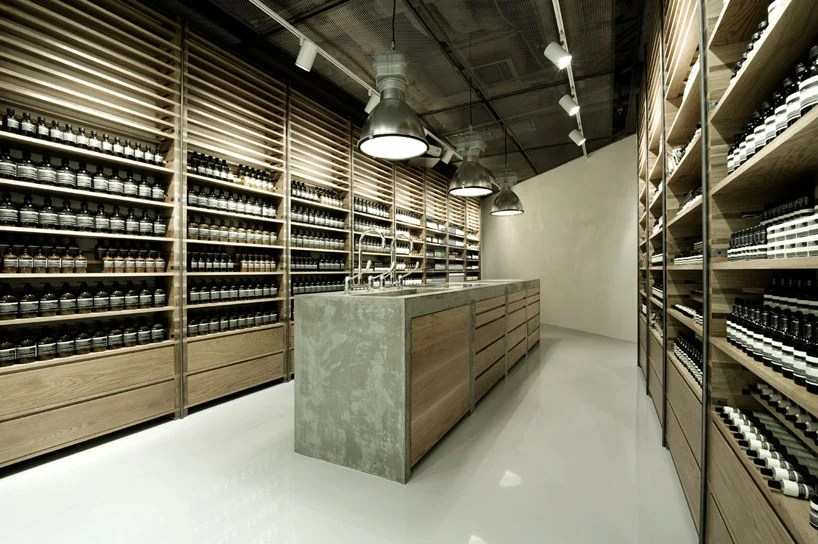 Cheungvogl Aesop City Telford Plaza Signature Stores Hong Kong