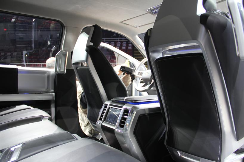 Ford Atlas Pickup Truck Concept At 2013 NAIAS