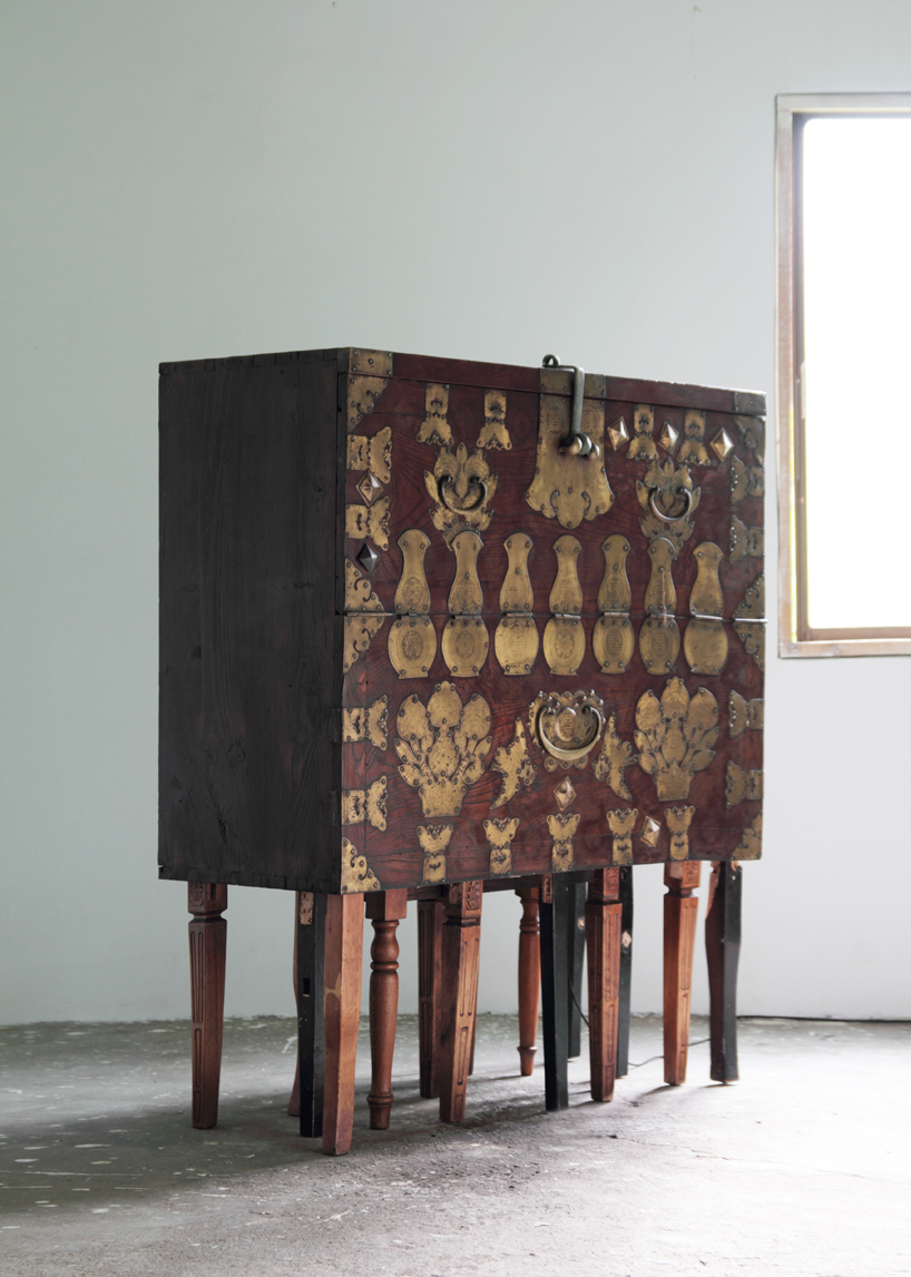 fortuitous variation traditional korean furniture