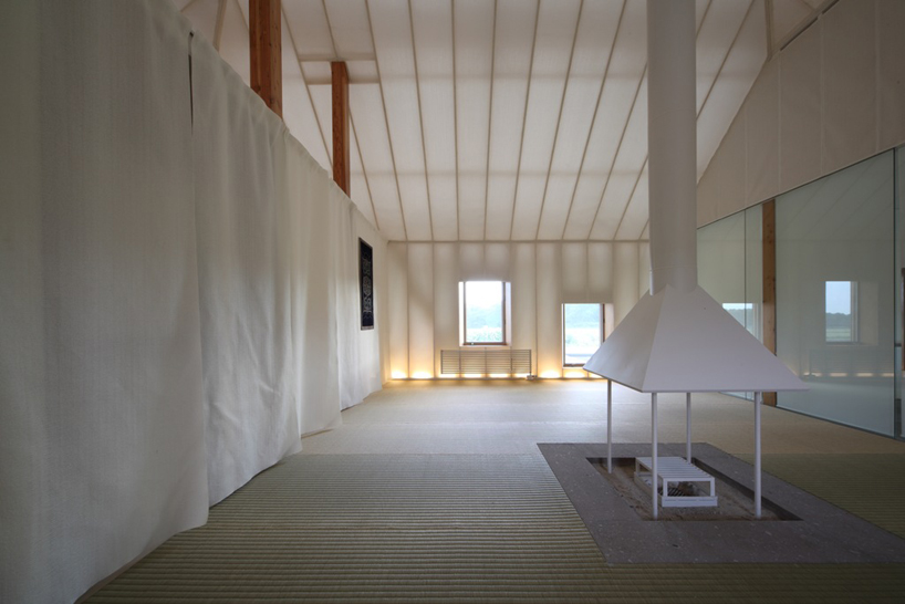kengo kuma meme meadows experimental house